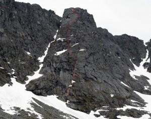 Как проложить маршрут в горах
