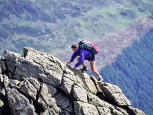 С чего начать занятие альпинизмом
